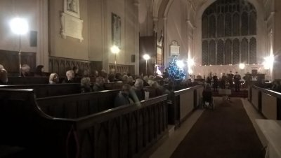 Collon Church Concert