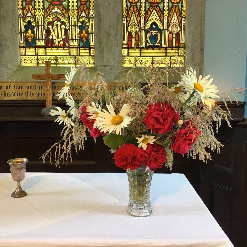 John the Baptist Church, Dunany Sunday 25 July 2021